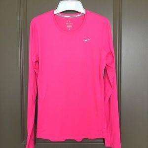 Nike Running Dri-Fit Top, Medium